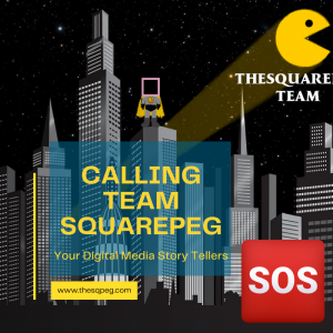 The SquarePeg Team
